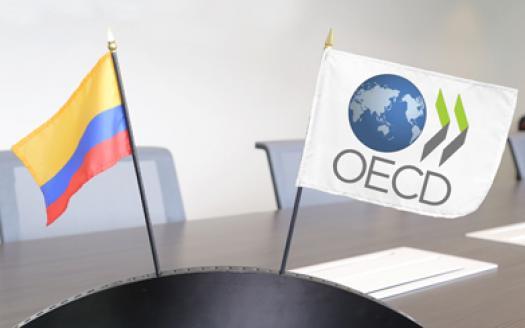 Colciencias en la OCDE