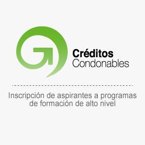 Créditos condonables