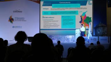 Nuestro ministro Tito José Crissien Borrero participó en el encuentro 'Una oportunidad única para el turismo colombiano', organizado por Cotelco Colombia, y durante su intervención habló de la contribución del sector de Ciencia Tecnología e Innovación.