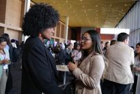 Minciencias participó en el II Foro Internacional de la Mujer, para presentar la oferta institucional dirigida a mujeres. Las iniciativas del ministerio se enfocan en promover el cierre de brechas en el campo científico y promover la equidad.