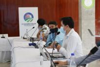 nuestro ministro Tito Crissien habló en CODECTI, de la importancia de los Centros de Desarrollo Tecnológico en los territorios para potenciar los productos que nacen de la investigación.