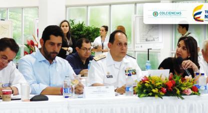 Colciencias participó de la Sesión Extraordinaria de la CCO en Cartagena