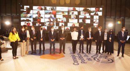 El Presidente Iván Duque instaló este martes el Consejo Nacional de Políticas Públicas de Juventud (CNPPJ)