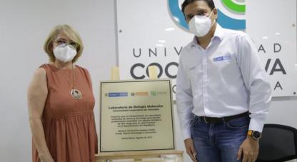 """La meta trazada por Minciencias, a través de la estrategia """"Más Labs en región"""", es impulsar la operación de 97 laboratorios privados y públicos en Colombia."""