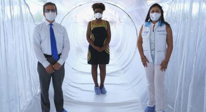 Regiones de Colombia recibirán 20 Unidades de Aislamiento Epidemiológico Portátiles como parte de la Mincienciatón