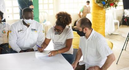 La alianza busca fortalecer las regiones del país, en materia de investigación-creación, innovación y desarrollo de manifestaciones artísticas y culturales.
