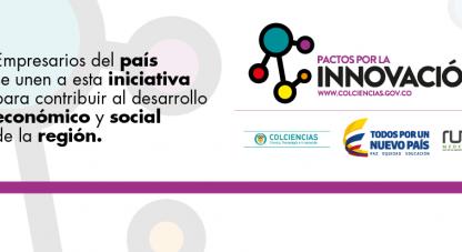 Colciencias apoya la innovación empresarial y lanza los  Pactos por la Innovación