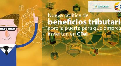 Nueva política de beneficios tributarios promueve la inversión privada para el desarrollo científico del país