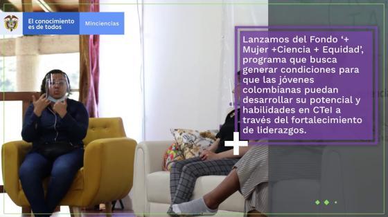 Giras Minciencias en Región | Primer recorrido: Putumayo