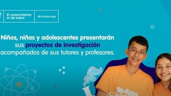 Captura de pantalla video Encuentro Ondas.